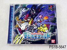 Digimon World 1 Playstation 1 Japanese Import PS1 Japan JP US Seller B