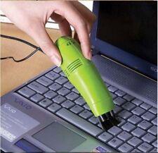 USB Aspirateur pour Clavier Ordinateur Portable et Nettoyeur