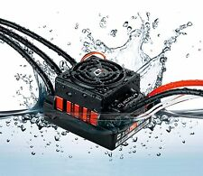 Hobbywing QUICRUN-WP-10BL60 60A Waterproof Brushless ESC For 1/10 RC Car Buggy