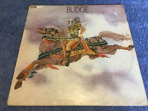 BUDGIE BUDGIE 12'' VINYL 1971 MKPS 2018
