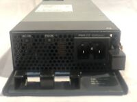 Cisco PWR-C2-1025WAC 1025W AC Power Supply For 2960XR/3650 Switches