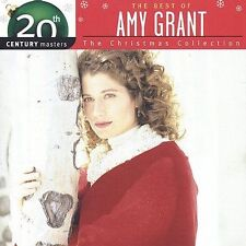 20th Century Masters:The Best of Amy Grant-The Christmas Collection - Used