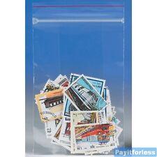 13x15 2 Mil Clear Minigrip Ziplock Poly Bags 1000