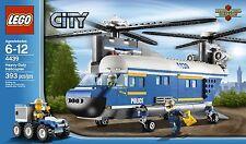 Lego City 4439 Heavy Duty Helicopter