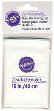 """Wilton Featherweight Decorating Bag Lightweight Strong Polyester 16in 40cm 16"""""""