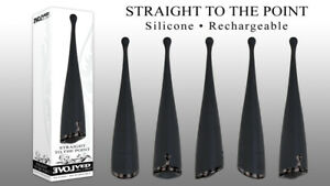 STRAIGHT TO THE POINT VIBRATOR/ New Release  -  FREE SHIPPING*