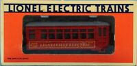 Lionel O Gauge #8419 Lionelville Electric Trolley #6-18419U