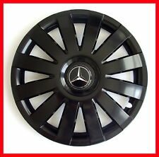 "15 "" Wheel trims Hub Cups  for MERCEDES VITO 4 x15""  - black"