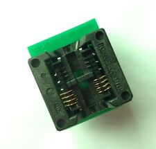 New TSSOP8 To DIP8 Programmer Test Socket Adapter Pitch 0.65mm