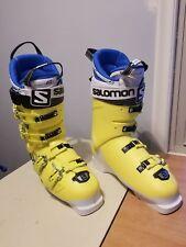 Salomon X Max Race 130 Men's Expert Frontside Boot - Gently Used 2018 (27.5)