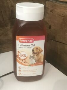 Beaphar Salmon Oil For Dogs And Cats 430ml