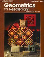 Geometrics for Needlepoint | Leisure Arts 97