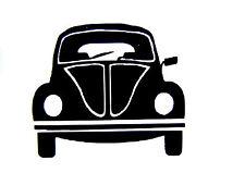 VW Beetle vinyl car Decal / Sticker
