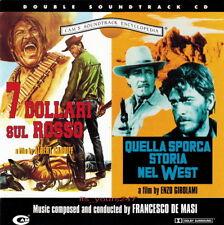7 Dollari Sul Rosso/Quella Sporca Storia Nel West | Francesco De Masi | CD