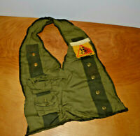 Vintage REMCO MONKEY DIVISION Battle Jacket Nice Condition 1960s Military Toy