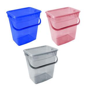 Pulverbehälter Kunststoff Waschpulver Boxen Aufbewahrungsbox Behälter mit Deckel