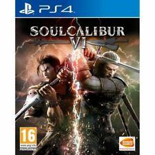 Soulcalibur VI 6 - PS4 neuf sous blister VF