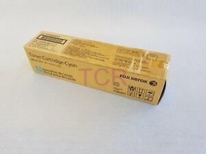 Fuji Xerox CT201677 Cyan Toner Cartridge Apeos Port-IV C4430 (Genuine)