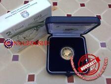 2 Euro CC BE Italie 2016 Belle Epreuve - Donatello