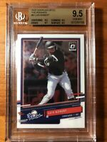2020 Donruss Optic Luis Robert Rookie The Rookies BGS 9.5 White Sox RC
