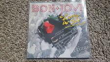 "Bon Jovi-Living in sin 12"" vinyl maxi Germany"