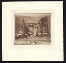 09)Nr.119- EXLIBRIS- Franz von Bayros