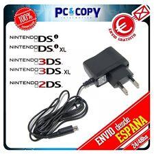 CARGADOR ALIMENTADOR DE RED PARED AC COMPATIBLE CON NINTENDO DSI XL NDSI 3DS 3DS