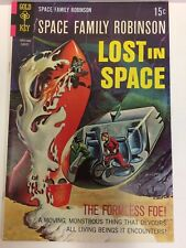 Space Family Robinson Lost in Space #29 Comic Book Gold Key 1968
