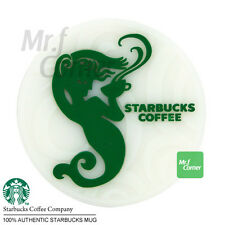 star485 starbucks white Mermaid tumbler mug coaster