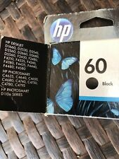 HP 60 Black Ink Cartirdge Expired Office