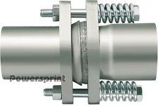 Edelstahl Auspuffrohr Kompensator Durchmesser 65mm NEU!