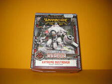 Warmachine - Khador - Extreme Destroyer - Heavy Warjack