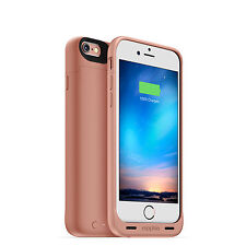mophie juice pack reserve Battery Case for iPhone 6s/6 (1,840mAh) - Rose Gold