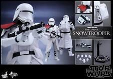 Hot Toys MMS322 Star Wars The Force Awaken First Order Snowtrooper Officer