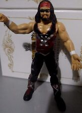 X-Pac Shawn Waltman (123 Kid) WWE WWF Jakks Wrestling Figur 2001