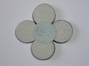 "Sanding discs 2"" / 50 mm. Hook and Loop. All grits. Pack of 25"