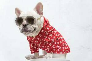 New Fashion Dog Clothes for Dogs French Bulldog Hoodies Chihuahua Coat Jacket