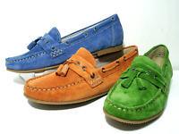 Caprice Mokassin Leder Schuhe Slipper Damenschuhe 24257-20 37,5-40,5 Neu3