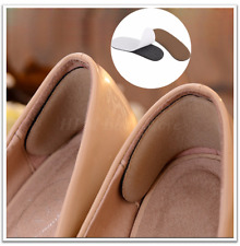 3 Pairs Soft Shoe Cushion Pads Liner Grip Back Heel Inserts Insoles Snugs