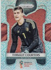 2018 Panini Prizm World Cup Mojo #21 Thibaut Courtois Belgium