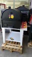 Forno a pellet METALFER  300 gradi costante per pizza pane MESSINA SICILIA