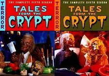 TALES FROM THE CRYPT: THE COMPLETE SEASONS 5 & 6 NEW DVD