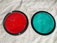 "C-Element 9"" Red & Dark Green Near Mint: Sony G90 Marquee 9500 Barco 1209 Cine9"