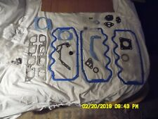Numerous Misc Fords 4 Cylinder GASKETS Approx 1981 -2004 +/- Years/Models