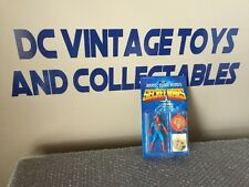 Vintage Marvel Secret Wars Action Figure-Mattel-Spider Man-1984- CLEAR BUBBLE