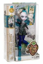 Ever After High Deluxe Poupée Fille de la Dark Fairy-faybelle Thorn-Neuf