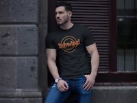 Schwing T Shirt Mens Funny Joke Adult Humor Retro Merch Tee Black