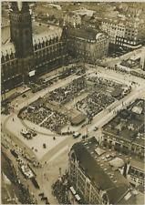 Hamburg, juillet 1936 Vintage silver print Tirage argentique  13x18  Circa
