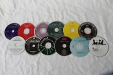 12 CD LOT ALICE IN CHAINS Dirt The Clash Cranberries Frente Hellraiser Metal