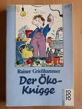 Der Öko-Knigge von Rainer Grießhammer Taschenbuch